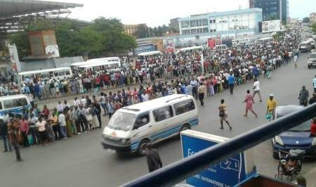Transport : un service casse-tête au Burundi