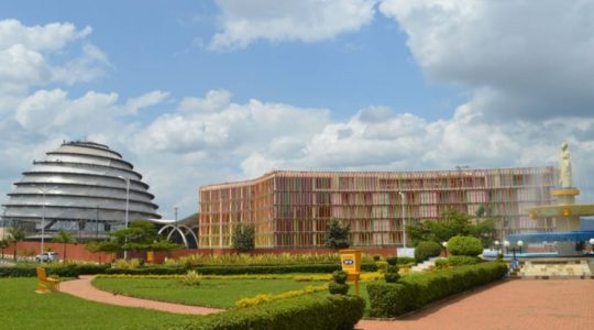 Kigali convention