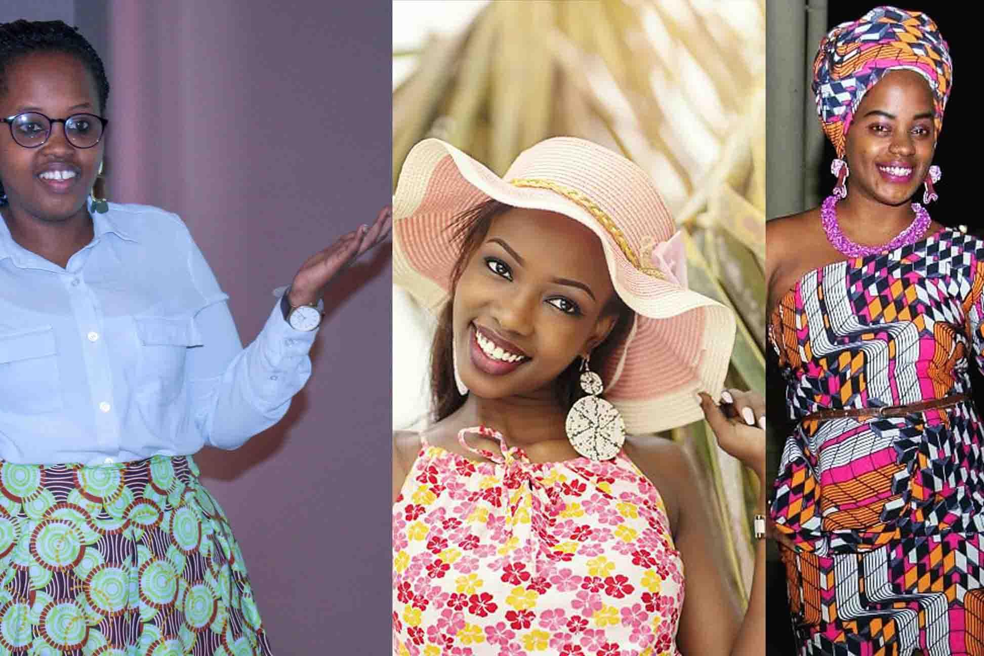 Journée internationale de la femme : Wakana, Kaneza, et Munezero…trois étoiles montantes