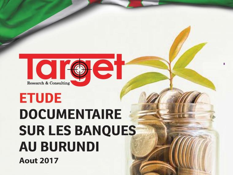 Banques au Burundi Etudes
