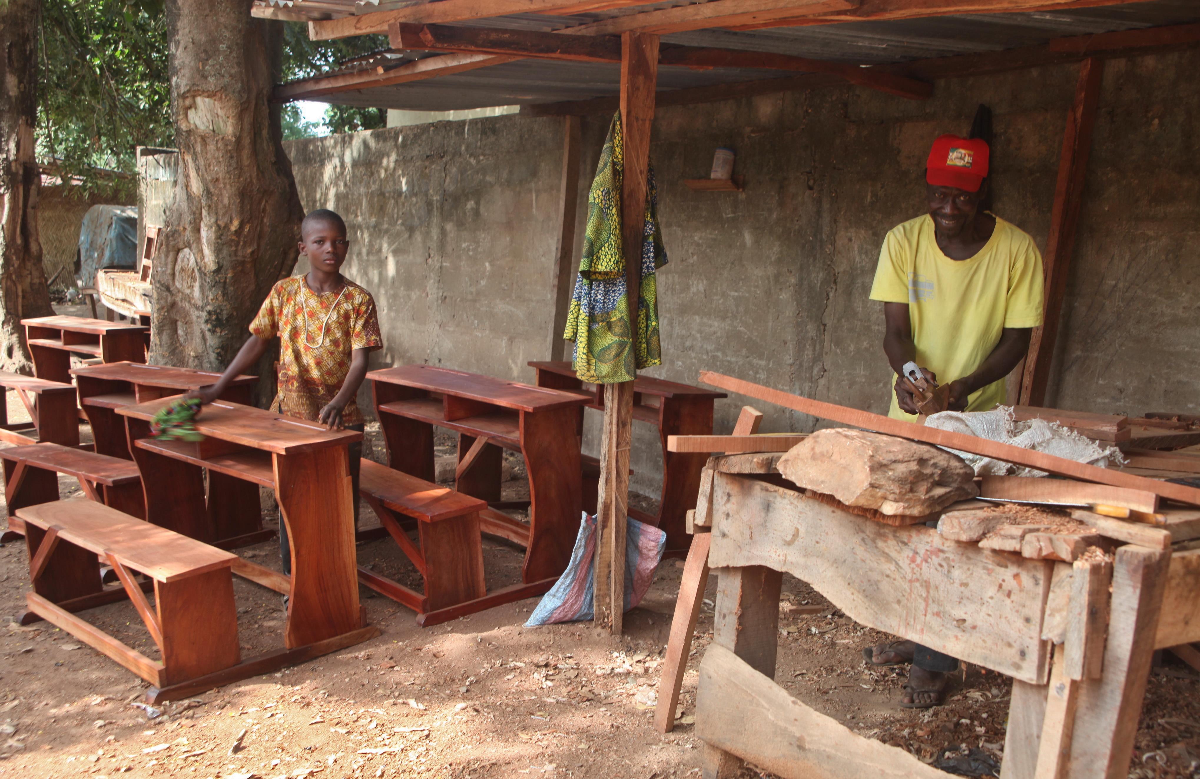 Métiers au Burundi