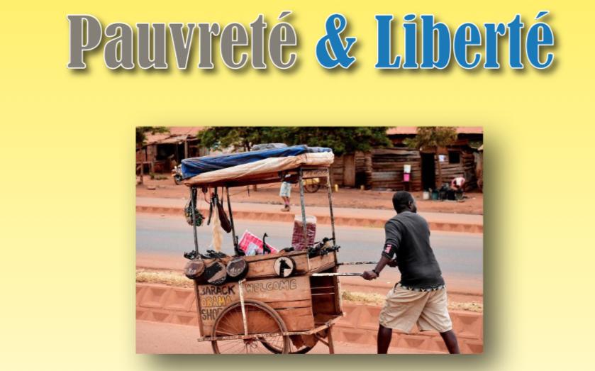 Pauvreté et liberté : faire le développement autrement.